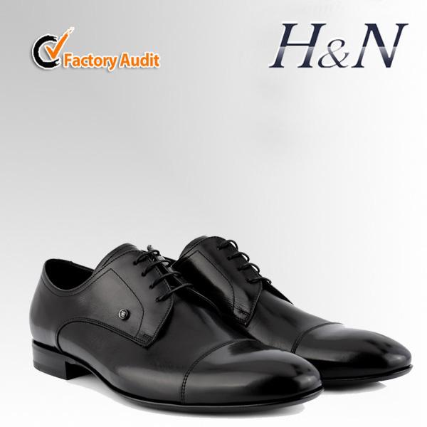 Italian design Men's office footwear