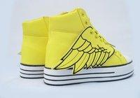 Women'sWing Smart Studded Platform Casual Sneakers Dancing Shoes Drop Shipping (Size 35-39) 4016