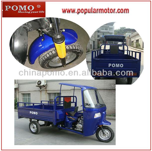 New Popular Gasoline Hot Sale Three Wheel Diesel Motorcycle