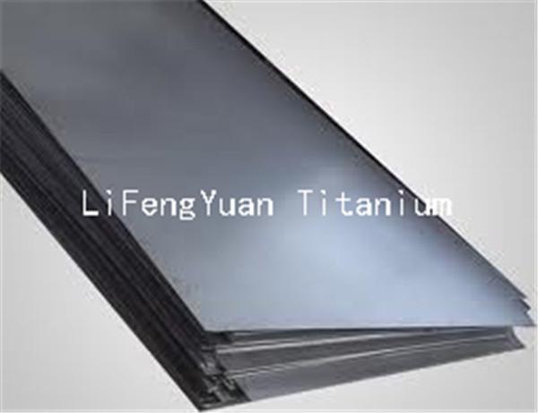 ASTM b265 gr2 gr5 титановые листы с коррозионной стойкости