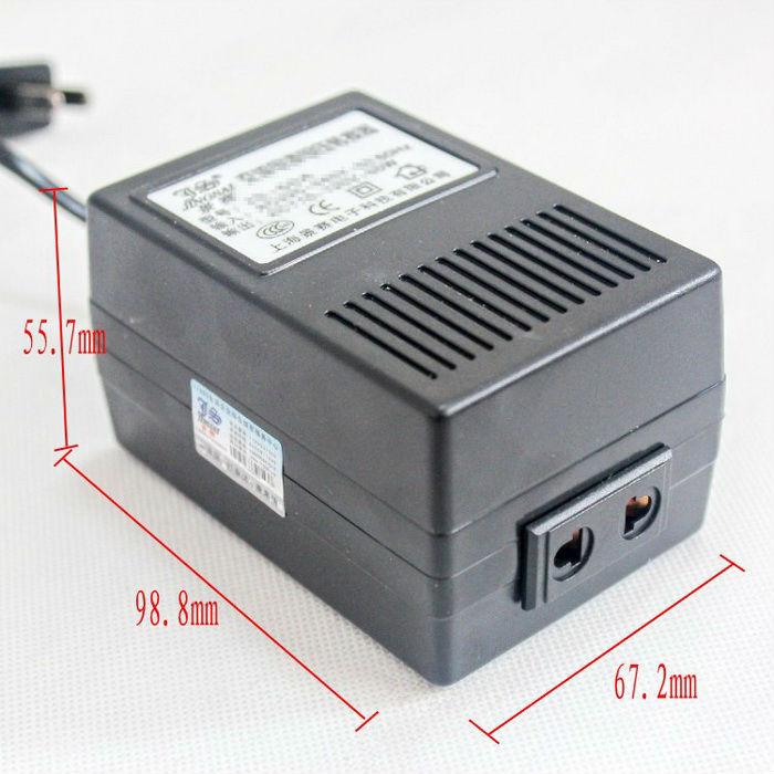 Преобразователь US 40W Voltage Converter 110V To 220V Travel Power Transformer Adapter JS-50B в интернет-магазине Сena24.ru