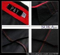 Мужская футболка New Fashion Men's Long Sleeve T-shirt/ Casual design T-shirts -SK616