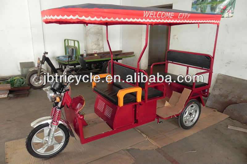 800w 48v rickshaw pedicab three wheeler passenger electric tuk tuk