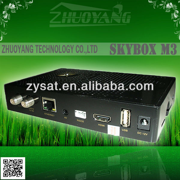 original skybox m3 hd receiver satellite receiver skybox m3