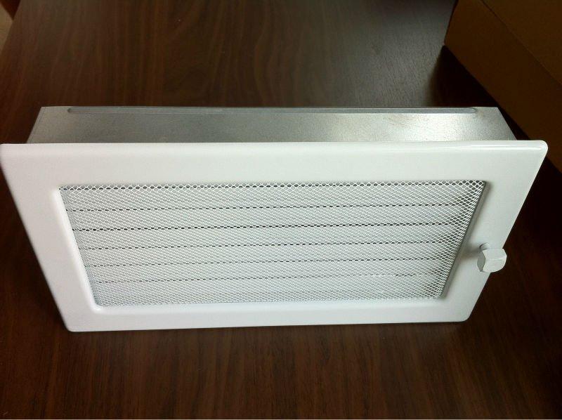 Chemin e grilles de ventilation syst me cvc et composants id de produit 60550 - Grille aeration insert cheminee ...