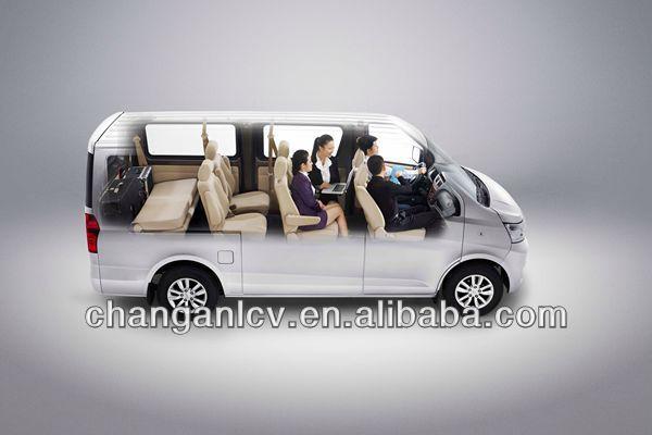 CHANA Gasoline 1.5L G101 Standard Type light Commercial Bus