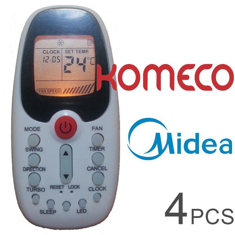 Комплектующие для кондиционеров KOMECO Midea R06/BGCE AC ACondicionado Midea Portatil