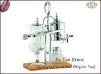 Coffee Maker Noble Silver 480cc espresso Free Shipping