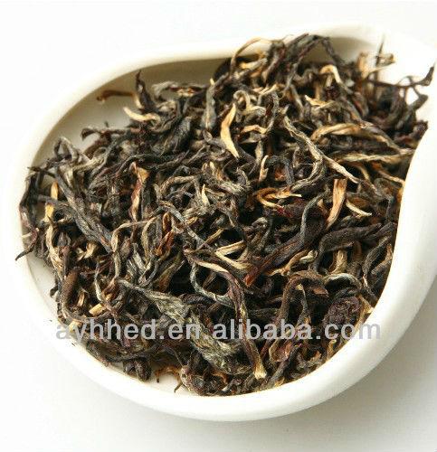 Unique Yunnan Golden Yellow Tea