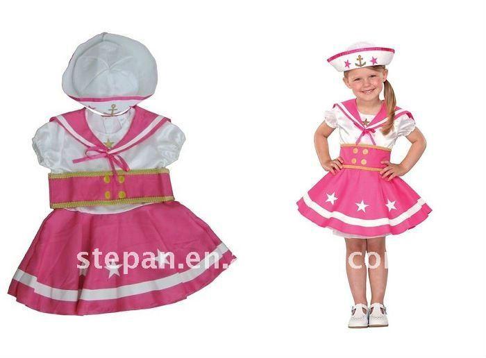 Como hacer un disfraz de marinero con material reciclado - Disfraz marinera casero ...