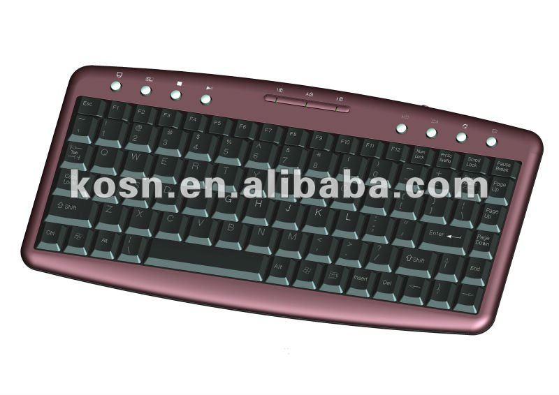 88keys mini external keyboard for laptop