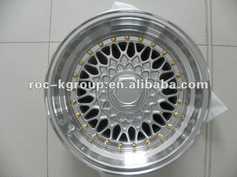 Black Bbs Rims Replica Black Replica Bbs Alloy Wheel