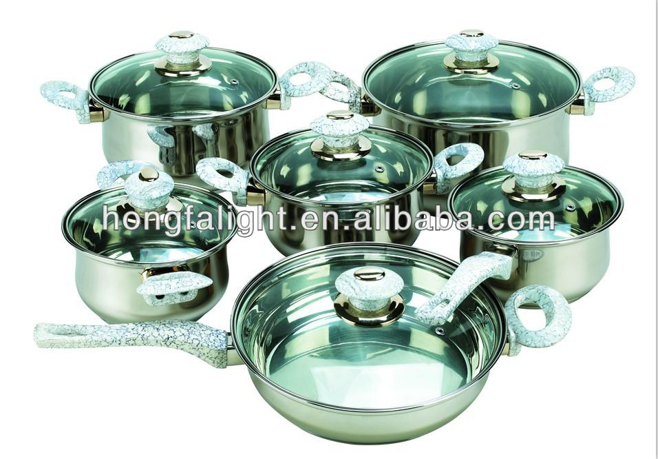 Professionnel en acier inoxydable rena ware cookware for Appareil de cuisine professionnel