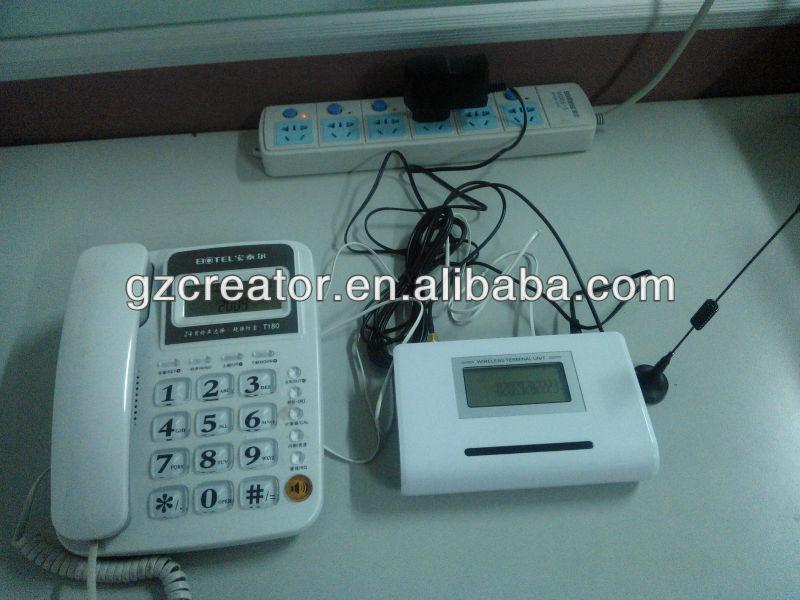 1 SIM GSM Router