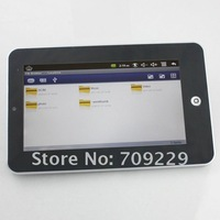 7 inch tablet pc,Google Android 2.3,256MB,4GB NAND Flash,VIA 8650 tablet pc,Cheapest MID/PDA/Table PC,WIFI 3G