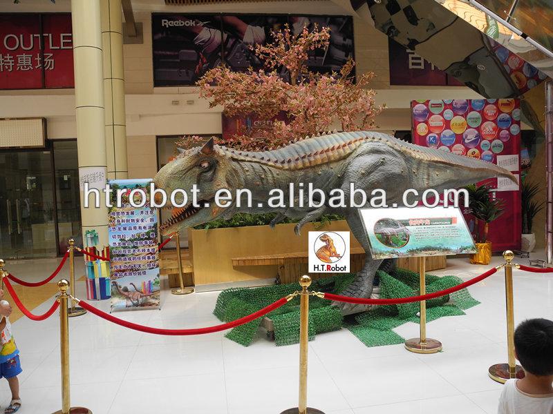 Original Size Walking Carnotaurus For Forest