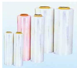 diaper making colored plastic film rolls