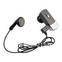 C5 Micro Bluetooth Handsfree Headset (5-Hour Talk/180-Hour Standby) - Grey