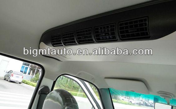 8 seat JINBEI brand 2WD gasoline mini van
