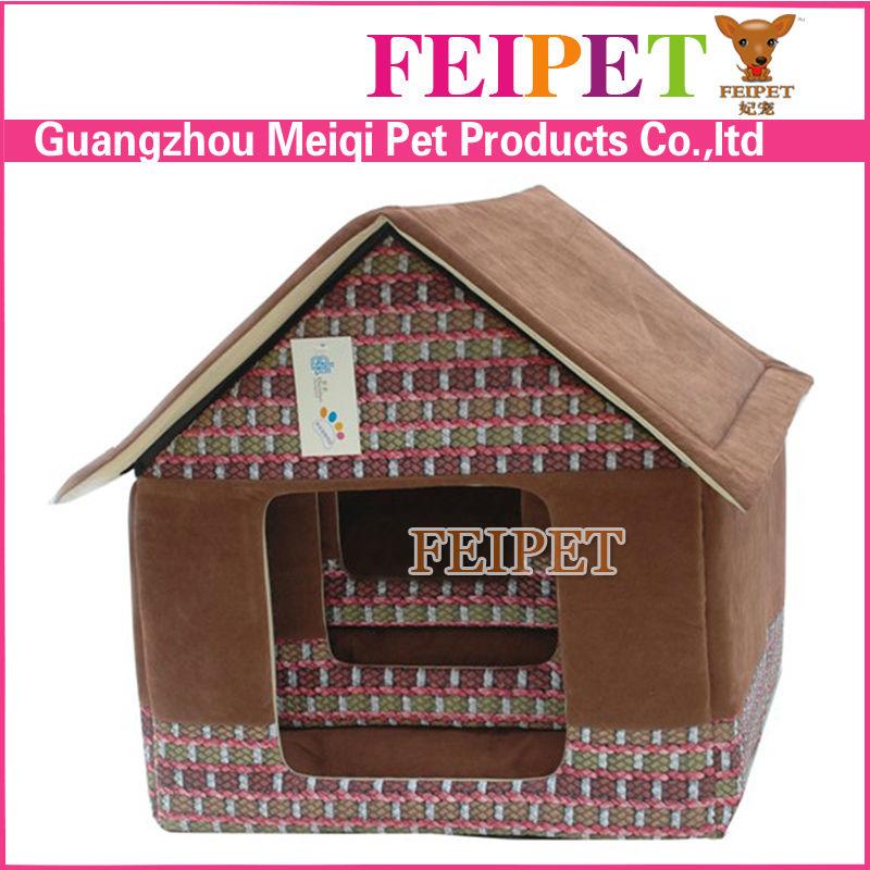 Luxury best plush dog bed