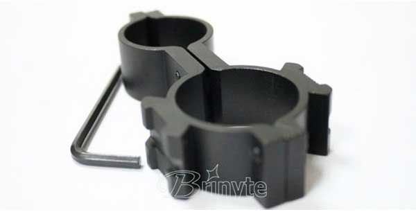 Brinyte QQ008 gun mounts for hunting rifle scope mounts 30mm