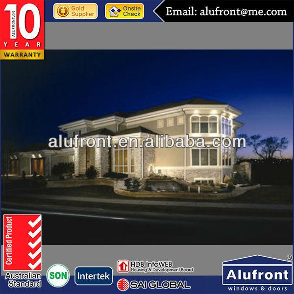 Waterfront Villa Aluminum Clad Wood Windows And Doors