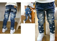 Джинсы для мальчиков 2012 New Arriaval Children's Casual Jeans