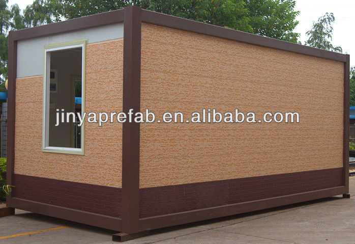 customized multi-use prefab container houses