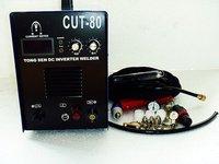 Плазменный сварочный аппарат INVERTER DC PLASMA CUTTER CUT80P 220V 3Phase CE APPROVED