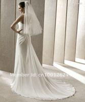 Свадебная фата 2 LY1603