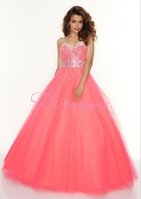 Modest Prom Dresses Sale 8