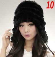 Женская шапка-ушанка ,