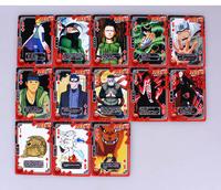 10 пачек аниме Наруто покер Учиха sasukeo / Хатаке Какаши / sabaku не Гаара рисунок игрушки pp ящик