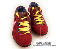 Мужские кроссовки Cloth, leisure, England, Japan and South Korea, a new tip, tidal shoes, breathable, men's shoes