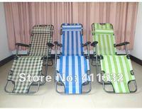 Стул с металлическим каркасом Textline 178cm length beach folding chair 100% new and retail