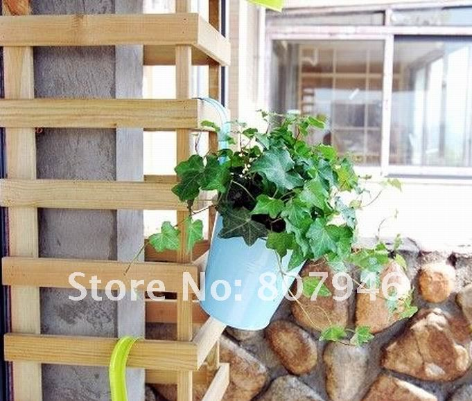 Aliexpress.com : Buy garden decor planter metal pot vase kids home ...