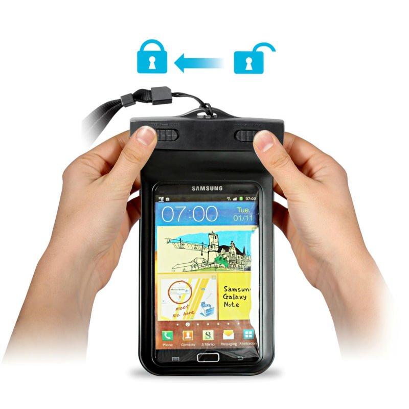 pouplar waterproof bag for Samsung Galaxy S3