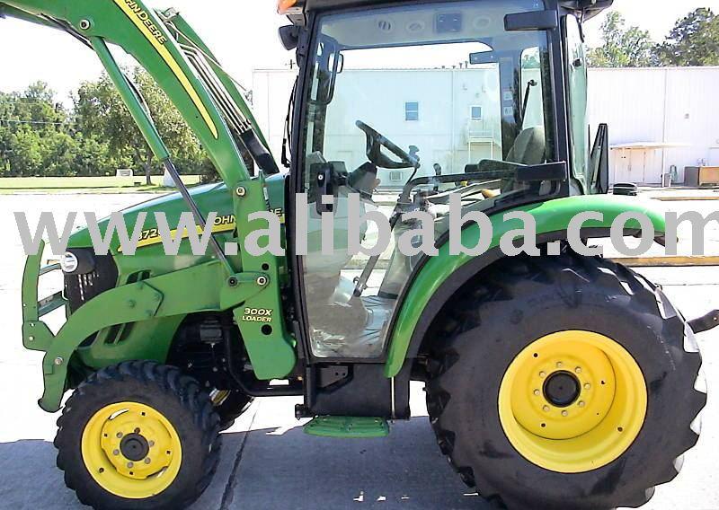 2007 John Deere 3720 44HP CABAIRCD 4WD L