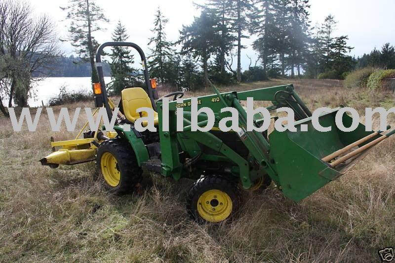 2004 JOHN DEERE 4010 Diesel Tractor Acce