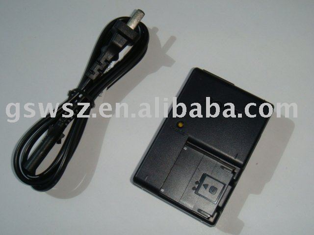 Camera charger for SONY BC-CSG