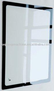 Komatsu -8 Excavator Glass Rear Cab Glas