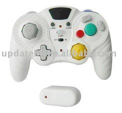 wireless controller pad for Wii/GC