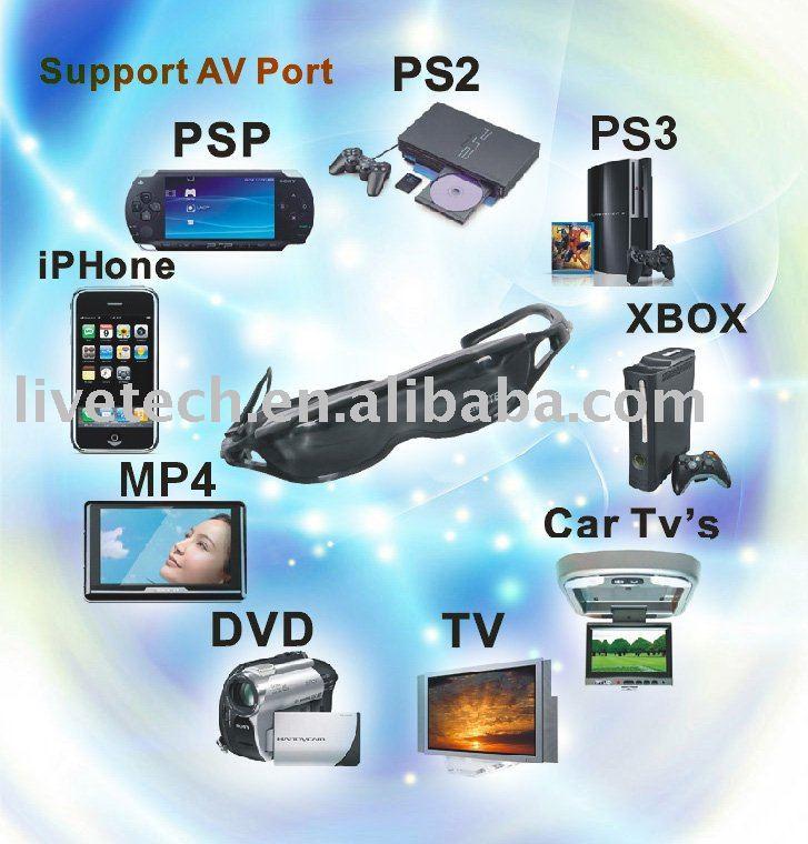 40' Screen Video glass LV-QB01