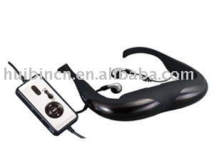 video glass player