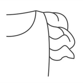 Petal Sleeve