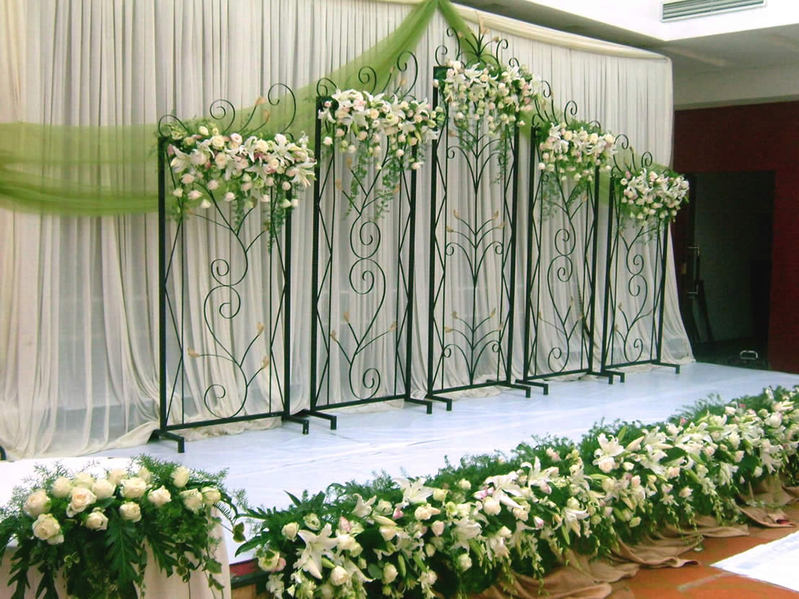 Christian Wedding Stage Decoration Photos Christian Wedding Decoration
