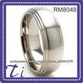 RM8048 clássica alta textura anel de titânio , casa das aliancas , alianças de casamento! 2013 novo design!