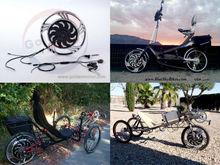 novo kit !!! motor para bicicleta no Paraguai com onda senoidal kit controlador ebike