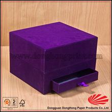 Dh4072# más popular estilo de rusia cajas de regalo de la joyería de la caja de regalo fabricante de venta caliente!!!