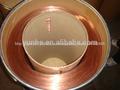 Caliente!!! Er70s-6 de cobre recubierto de co2 mig alambre